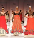 Joy Mitra at Wills Lifestyle India Fashion Week SS'13