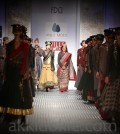 Anju Modi for Wills Lifestyle India Fashion Week AW13_5-akkidokie