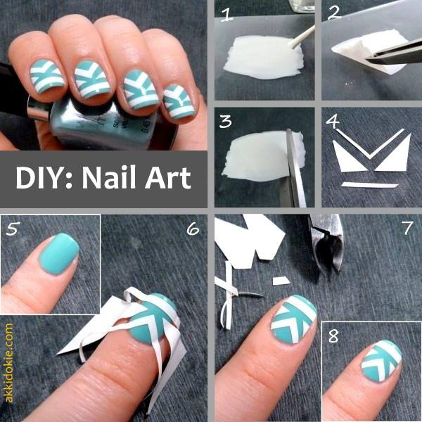 Do it yourself Nailart