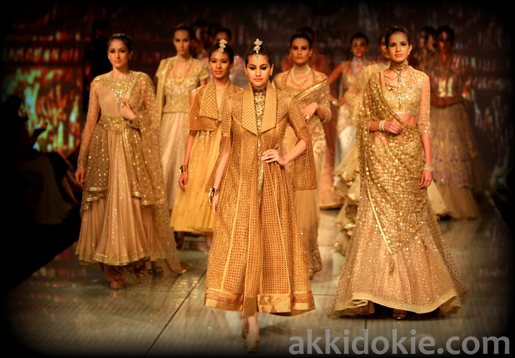 Tarun Tahiliani at  BMW India Bridal Fashion Week 2014 - akkidokie (68)