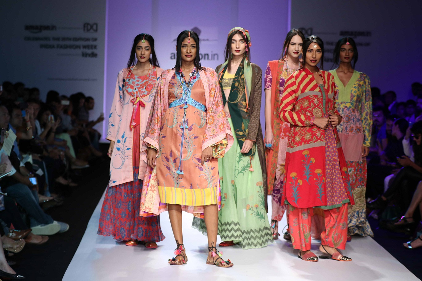 Amazom India Fashion Week Day 3 AW15