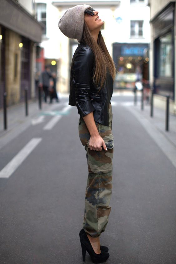 Leather Jacket styling tips - 1