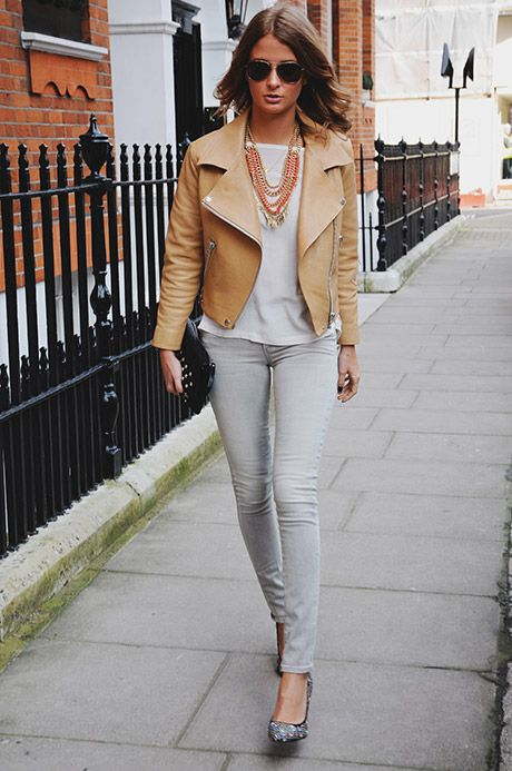 Leather Jacket styling tips - 3