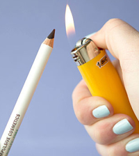 heat up eyeliner pencil
