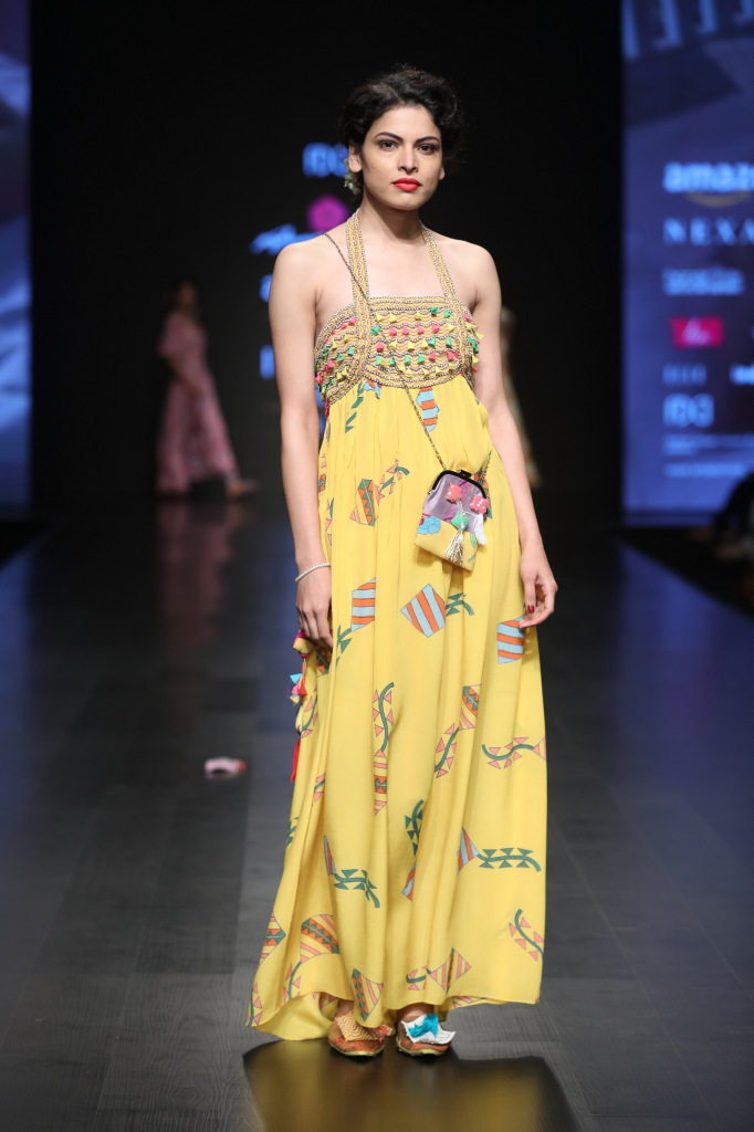 Anupama Dayal presents autum winter collection at FDCI AIFW AW 2018 (3)