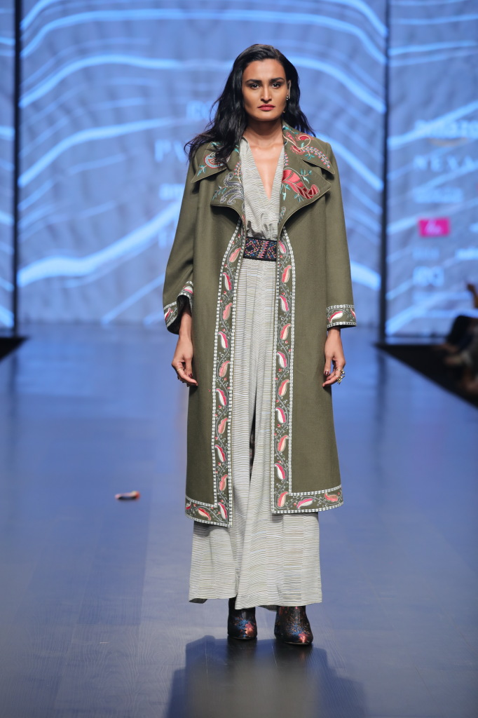 Collection Pictures - Patine presents autumn winter collection at FDCI AIFW AW 2018 3 (4)