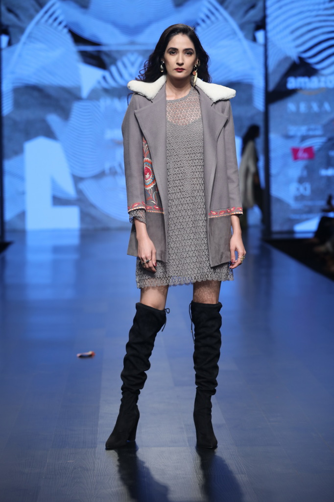 Collection Pictures - Patine presents autumn winter collection at FDCI AIFW AW 2018 3 (5)